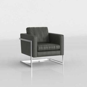 3D Modeling in Spain Living Room Design Chair 5031