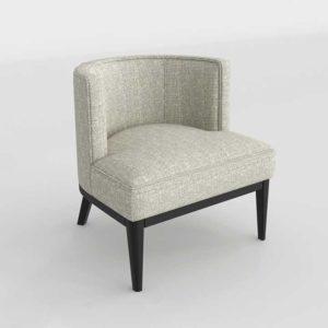3D Modeling in Spain Living Room Design Chair 5033