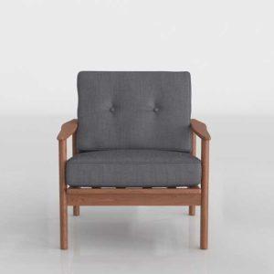 3D Modeling in Spain Living Room Design Chair 5035