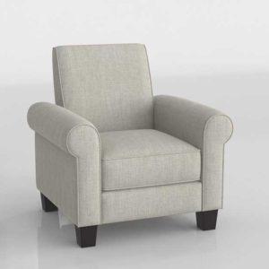 3D Modeling in Spain Living Room Design Chair 5037