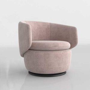3D Modeling in Spain Living Room Design Chair 5038