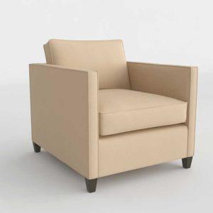 3D Modeling in Spain Living Room Design Chair 5039