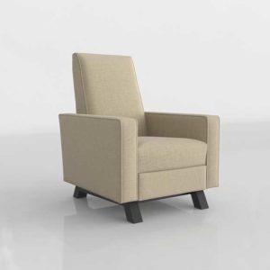 3D Modeling in Spain Living Room Design Chair 5040