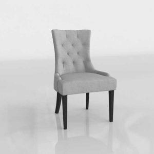 Wayfair Grandview Upholstered Side Chair Light rey Set Of 2