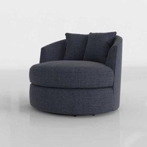 CB Tillie Swivel Chair Darius