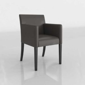 Buy 3D Furniture Dining Chair Glancing Eye 0712