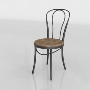 Arhaus Bistro 3D Dining Chair