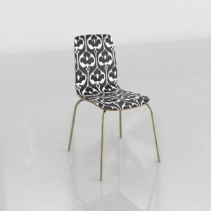 Buy 3D Furniture Dining Chair Glancing Eye 0711
