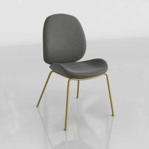 Wayfair Astor Upholstered 3D Dining Chair