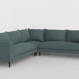 Salón Buy 3D Model Sectionals and Sets 2800
