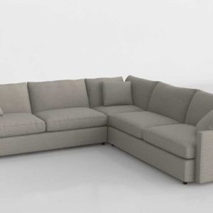 Salón Buy 3D Model Sectionals and Sets 2837
