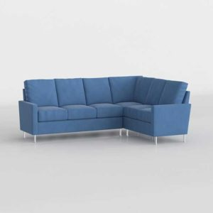 Salón Buy 3D Model Sectionals and Sets 2858