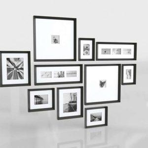 Modelado 3D C&B Fotografías de Galería 03