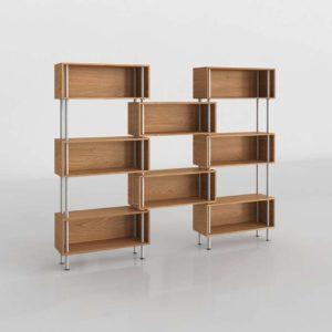 3D Furniture 3D Model Interior Design Box 007