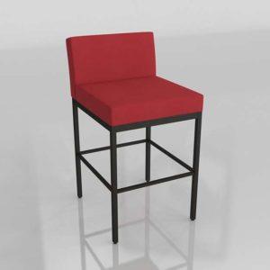 Taburete 3D Overstock Diseño Fairfield