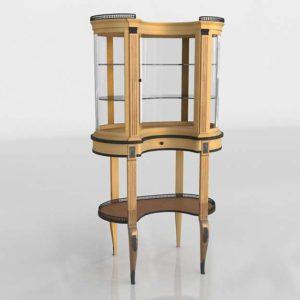 Mueble Bar 3D Diseño Clasico