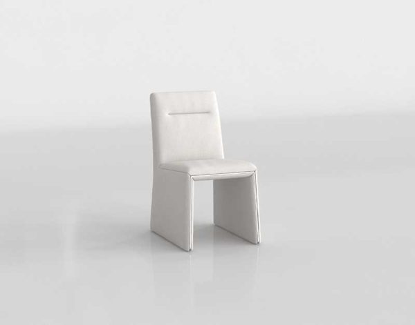 Modelado 3D CB2 Silla de Comedor
