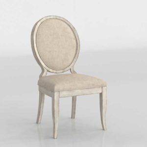 Wayfair Sunset Point Upholstered 3D Dining Chair