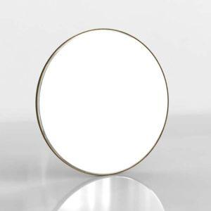 3D Mirror C&B Edge Round