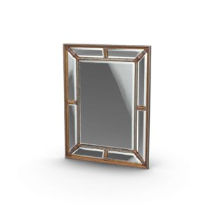 3D Mirror Horchow Beveled