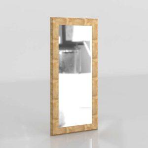 3D Mirror CB2 Kona Snakeskin