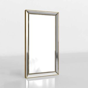 3D Mirror Horchow Aldina