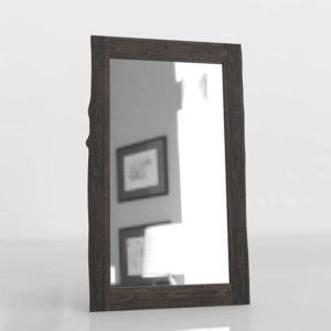 3D Mirror StarInternational Sodo Brushed