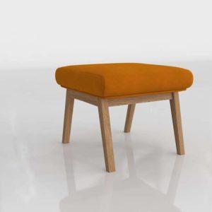 Otomana 3D Habitat Dena Lounge Room