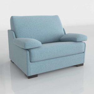 Sofa 3D SCC Single