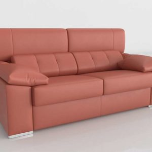 Sofá 3D FabricaSofas Exodo