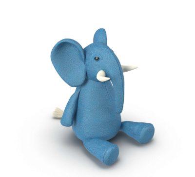 Peluche 3D Elefante