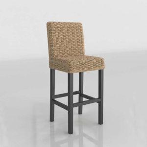 Taburete 3D ZGallerie Diseño Hyacinth