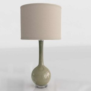 3D Table Lamp Florence Design 01