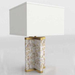 3D Table Lamp Axis Modern Design