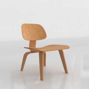 Silla 3D 1stdibs Charles Eames
