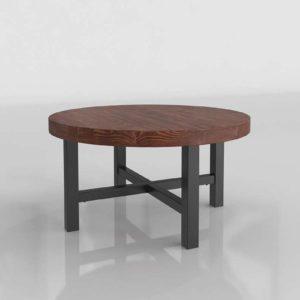 Mesa de Café 3D PB Griffin