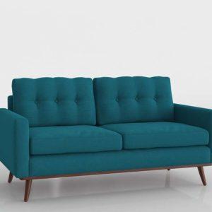 Sofá 3D Modelo 0748