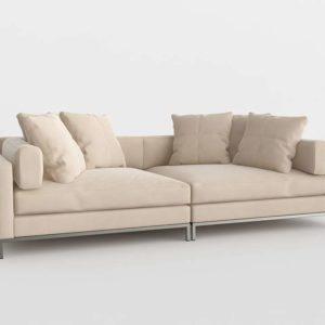 3D Sofa ZGallerie Ventura