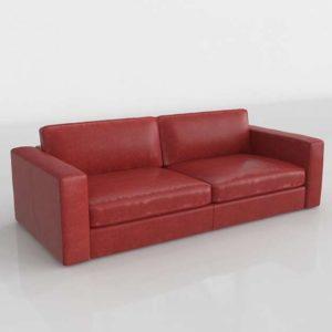 Sofá 3D DWR Diseño Reid Vienna