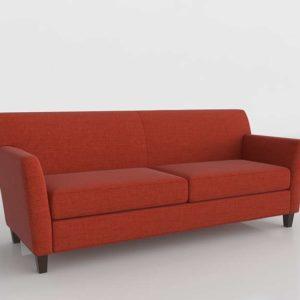Sofá 3D Furnishare Diseño Moderno