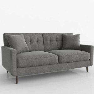 3D Sofa Ashley Furniture Zardoni Design