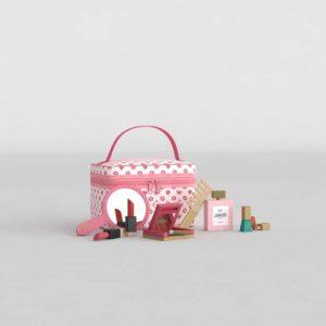3D Vanity Set C&B Kids Janod Little Miss