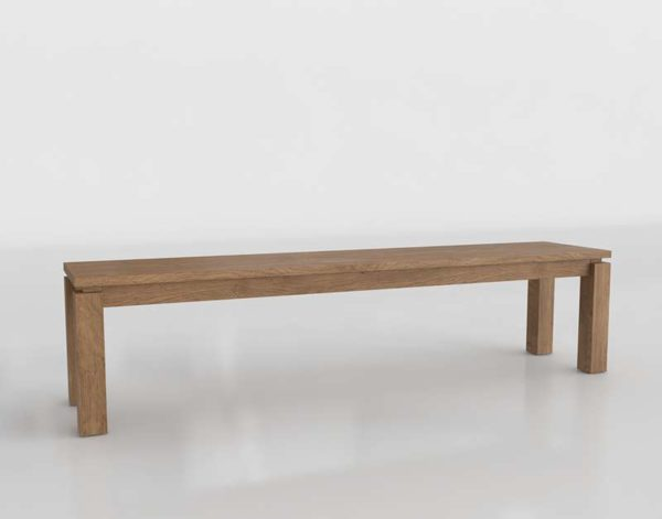 3D Bench C&B Walker Fog