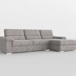 Sofá 3D Seccional FabricaSofas Alex