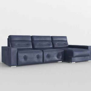 Sofá 3D Seccional DecoracionPeyra Aveiro