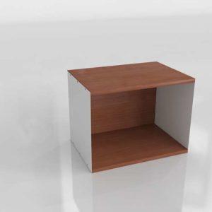 3D Shelf Habitat Oteo 02
