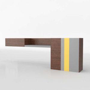 3D Wall Shelf MueblesRey Modern