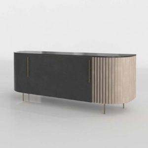 Aparador 3D InteriorDesign GE 68