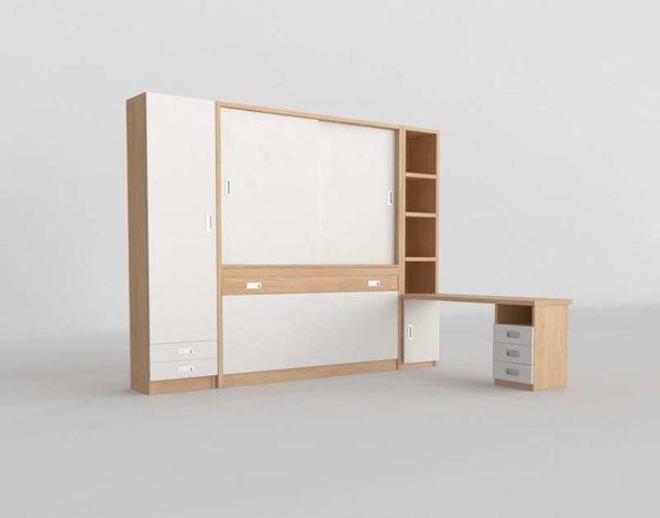 Conjunto de Habitación 3D SCC Brugge