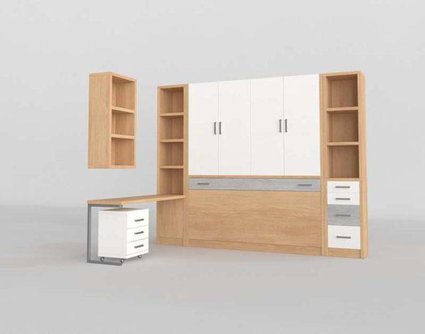 Conjunto de Habitación 3D SCC Dublin